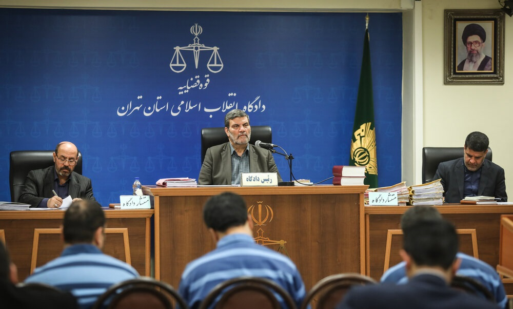 ششمین جلسه دادگاه پرونده تعاونیهای البرز ایرانیان - 0