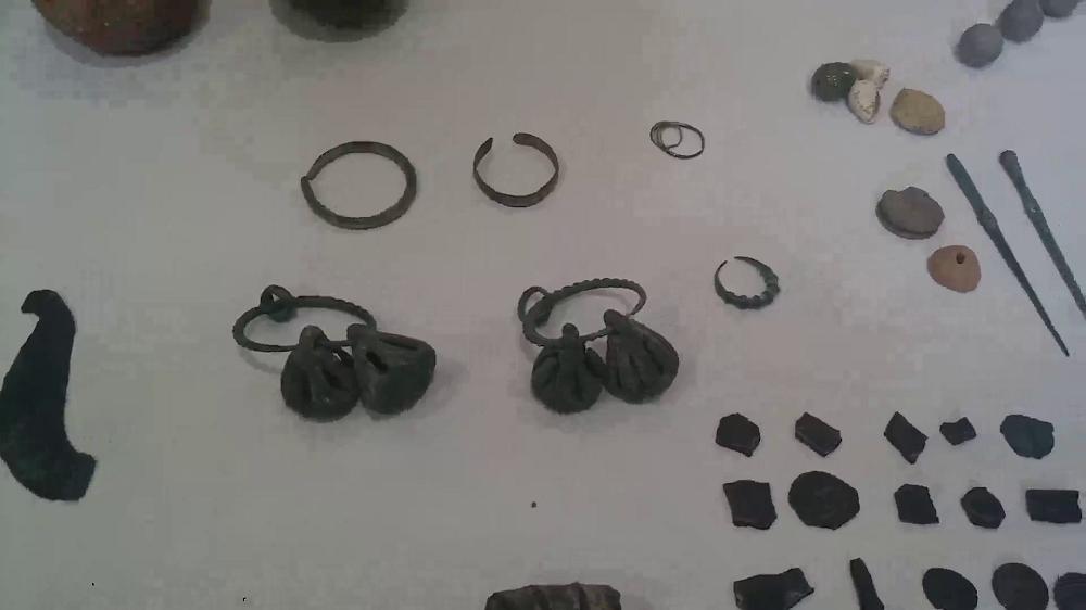 کشف۲۰۰ قطعه شی عتیقه در آذرشهر