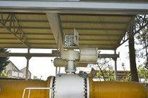 نصب حسگرهای زلزله در نیروگاه ری