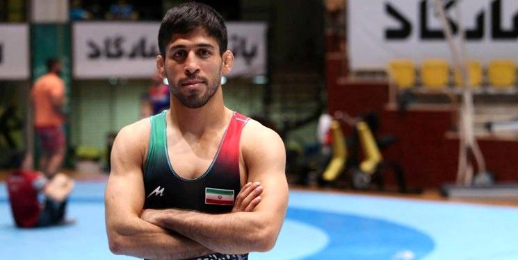 احسان پور صاحب مدال طلای وزن ۶۱ کیلوگرم شد - 1