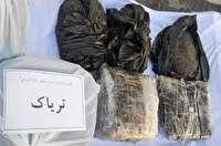 کشف 30 کیلوگرم تریاک ازیک توزیع کننده موادمخدر در ساوه