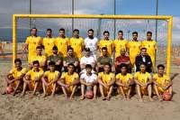 باخت شهرداری سمنان در هفته هفتم لیگ برتر فوتبال ساحلی