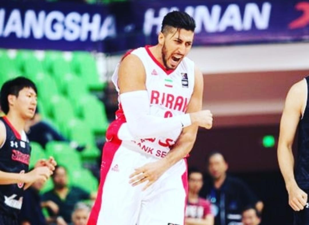 دعوت از بسکتبالیست شیرازی به اردوی تیم ملی