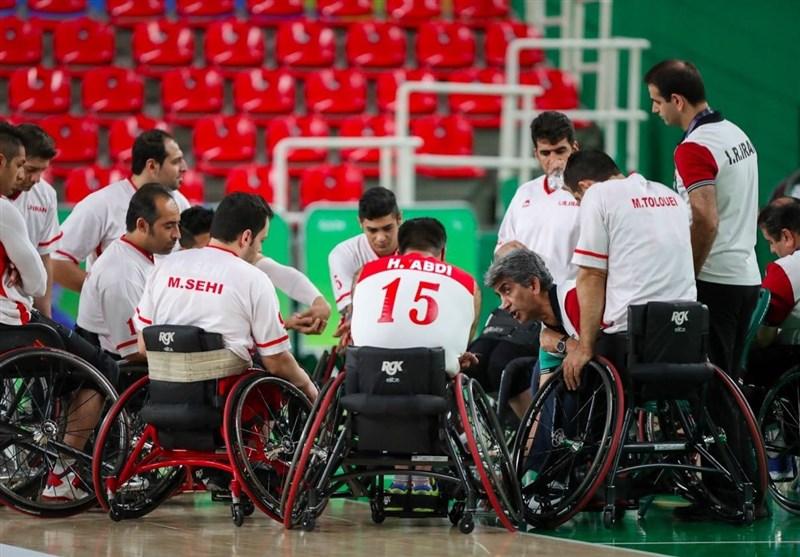 دعوت از پنج بازیکن معلول و جانباز اصفهانی به تیم ملی بسکتبال