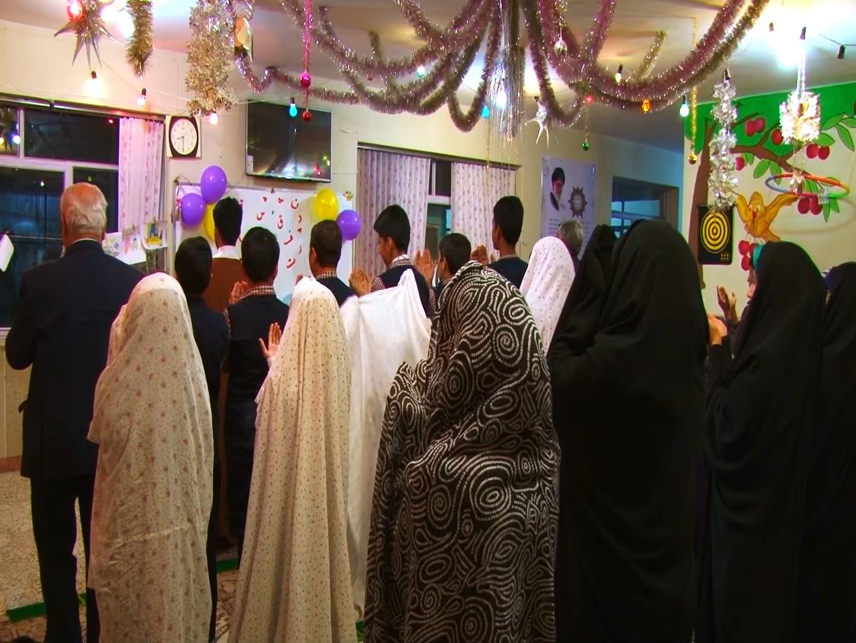 شهرضا برگزاری جشن قرآن و الفبای دانشآموزان
