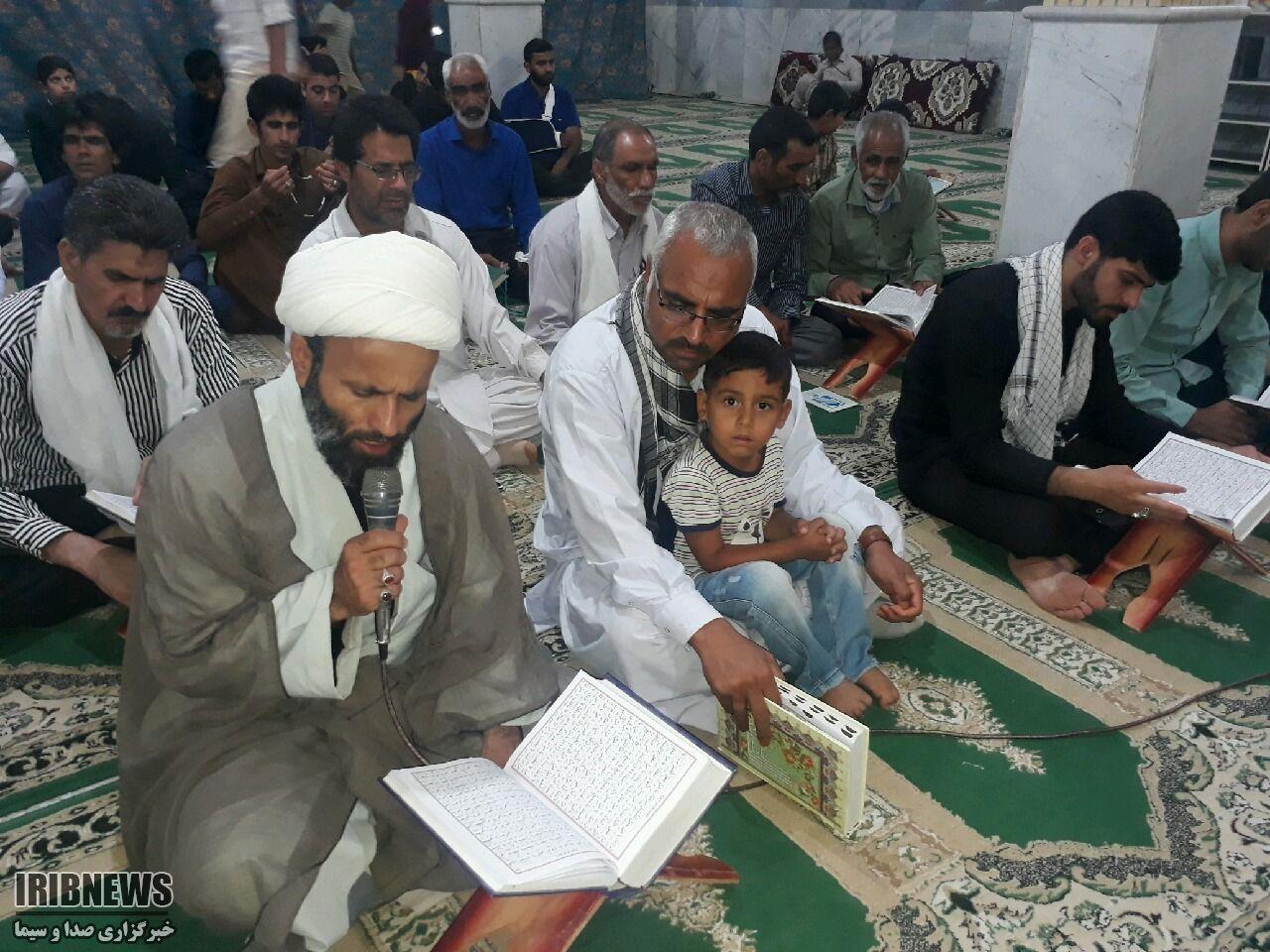 سیستان و بلوچستان، شب قدر، شب دعا، استغفار، استجابت و راز و نیاز با معبود
