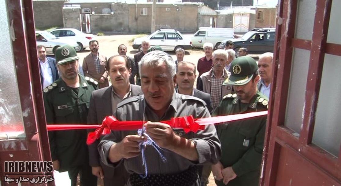 افتتاح ۲ واحد مددجویی در شهر موچش