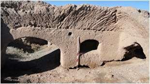 شناسایی آثار پیش از تاریخ در بویین زهرا