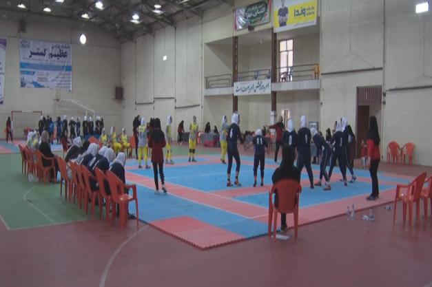 سیستان و بلوچستان؛ قهرمان لیگ دسته یک کبدی بانوان