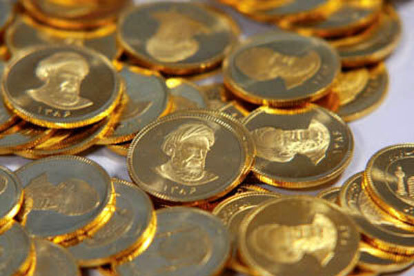 کاهش قیمت سکه به کمتر از ۴ میلیون تومان