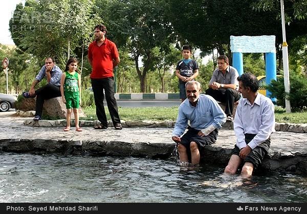 کامیاران هم اکنون گرمترین منطقه کردستان است