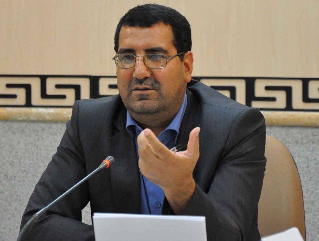 نتیجه تصویری برای یدالله موحد، رئیس کل دادگستری استان کرمان