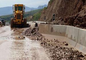 آغاز بازسازی قطعه اول جاده پل دختر - خرم آباد