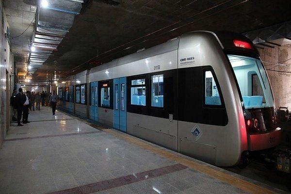افزایش یک ساعته سرویسدهی خطوط قطار شهری مشهد در عید قربان