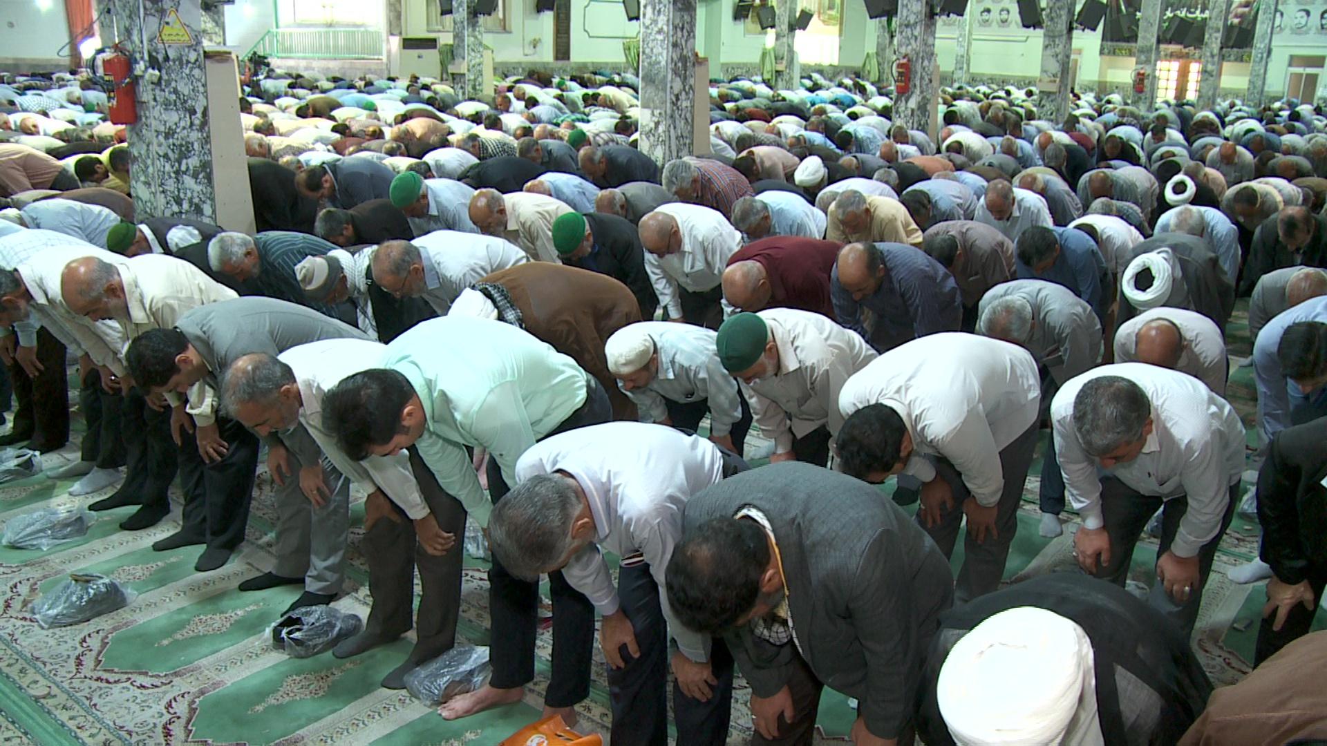اقامه نماز عید قربان در خراسان جنوبی