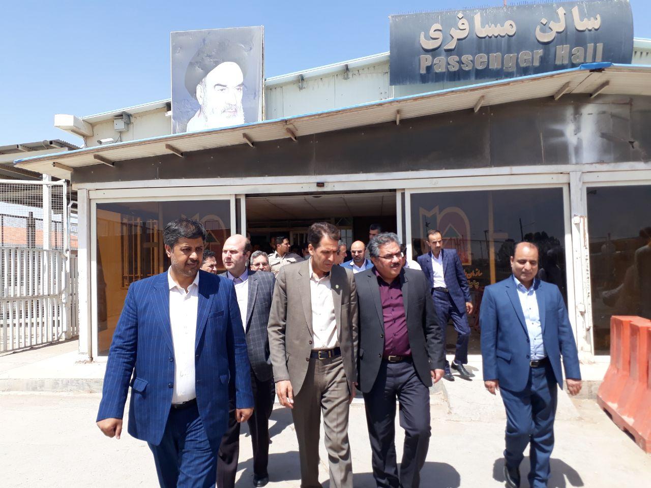 گمرک دوغارون ،دروازه طلایی ایران با کشورهای آسیای میانه