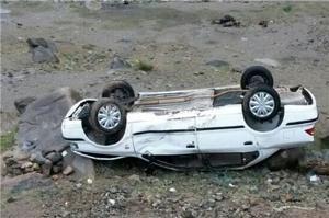 دو کشته در حادثه رانندگی روز گذشته در استان مرکزی