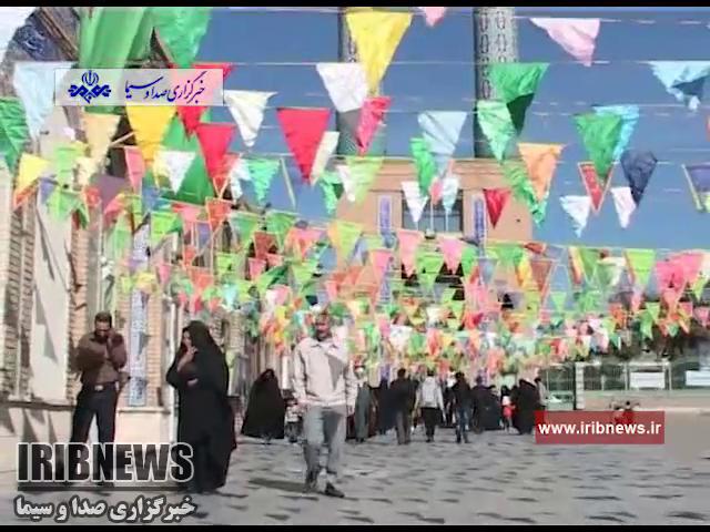 ۳۲ بقعه و امامزاده استان زنجان آماده میزبانی در عید غدیر