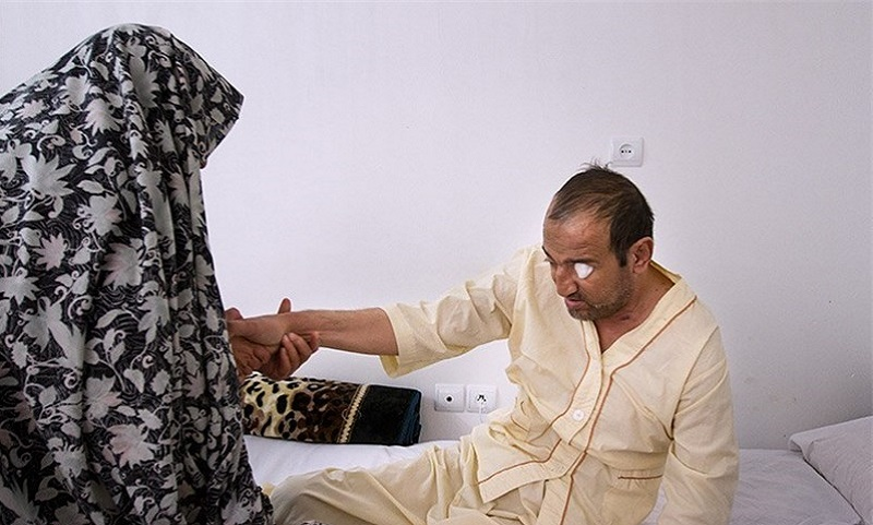برگزاری مراسم تجلیل از همسران صبور جانبازان