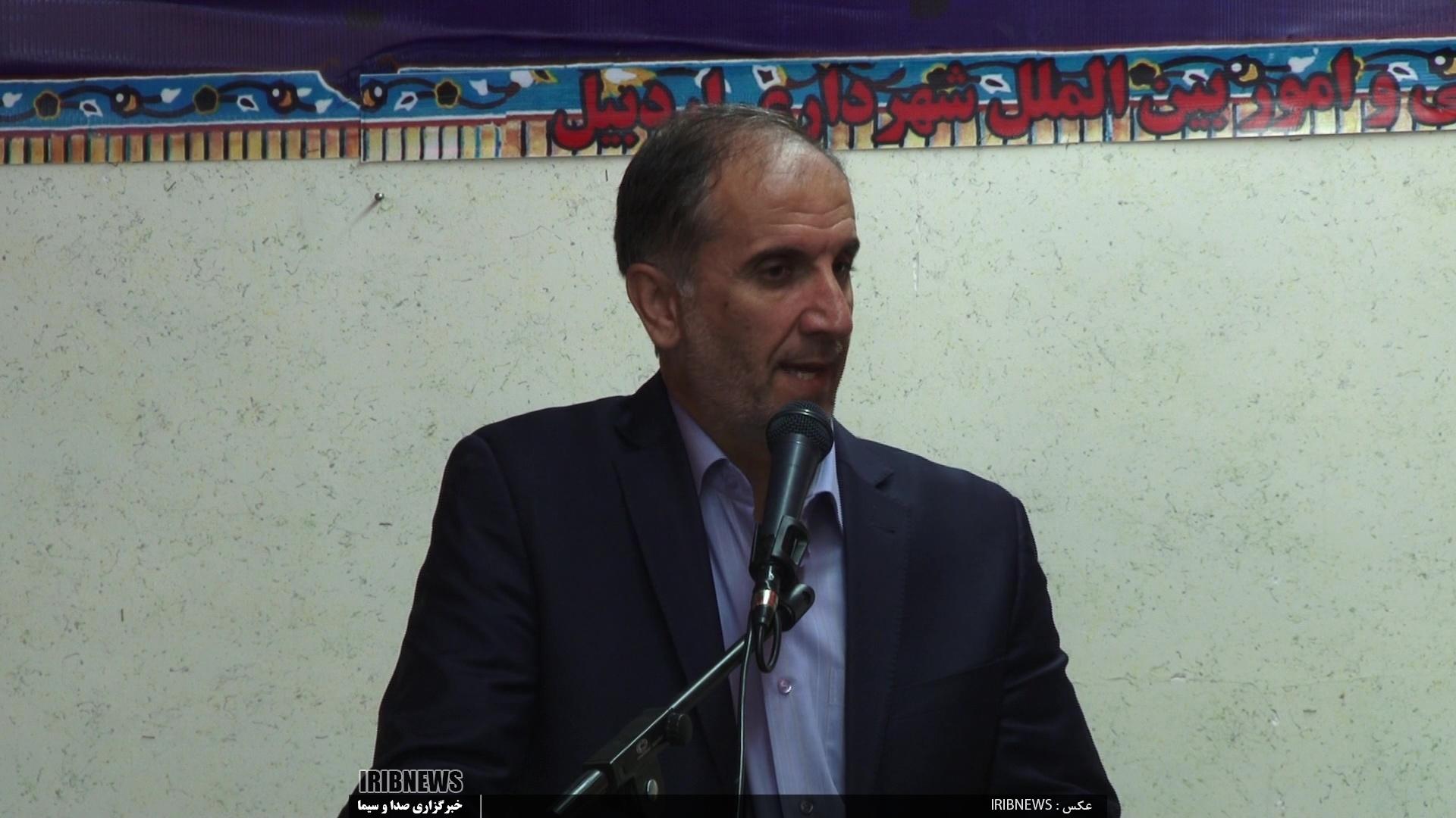 اعزام کاروان راهیان نور کارگران شهرداری اردبیل به مناطق عملیاتی کشور