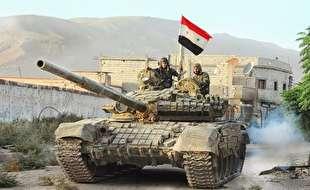 ارتش سوریه وارد شهر خان شیخون شد