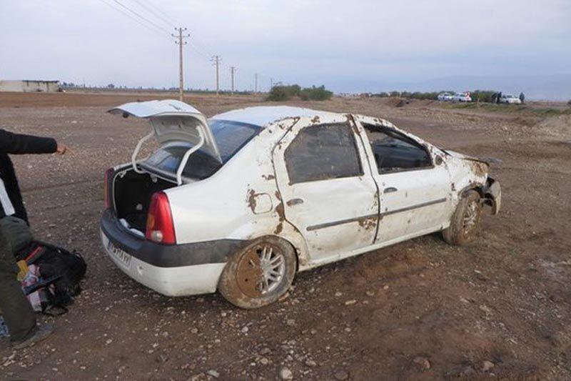 12 مصدوم در پی دو سانحه رانندگی در سبزوار