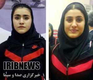 حضور ورزشکاران کرذدستانی در اردوی تیم ملی