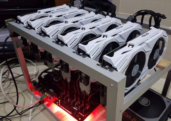 کشف ۱۲۰ دستگاه استخراج ارز دیجیتال در سپیدان