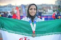 عنوان قهرمانی ورزشکار استان مرکزی در مسابقات جهانی ورزشکاران پیوند اعضا