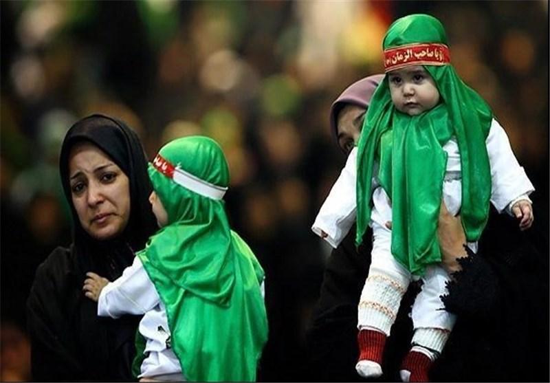 دوخت ۳۵ هزار لباس برای مراسم شیرخوارگان حسینی
