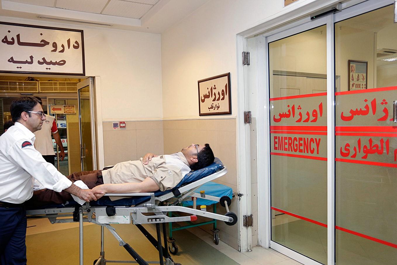 آمادگی کامل پایگاه های فوریت های پزشکی حرم رضوی در ایام عزاداری حسینی