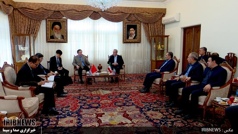 تاکید بر توسعه مناسبات آذربایجان شرقی و چین
