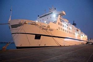 راه اندازی خط مداوم کشتیرانی ایران به قطر
