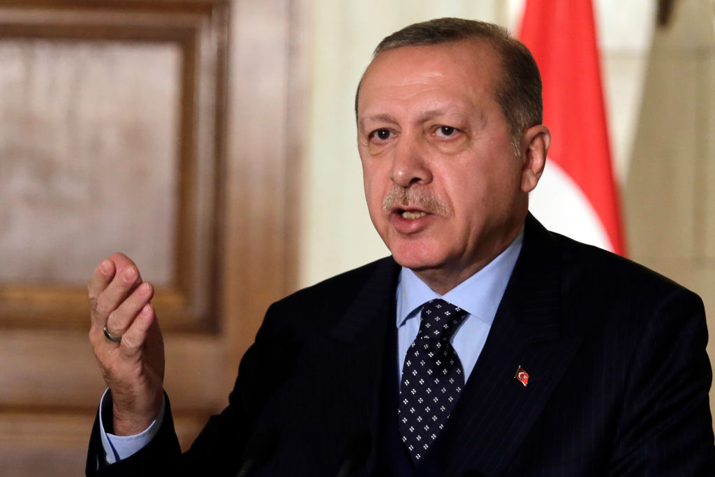 هشدار اردوغان به آمریکا درباره تمایل به ضربه زدن به ترکیه