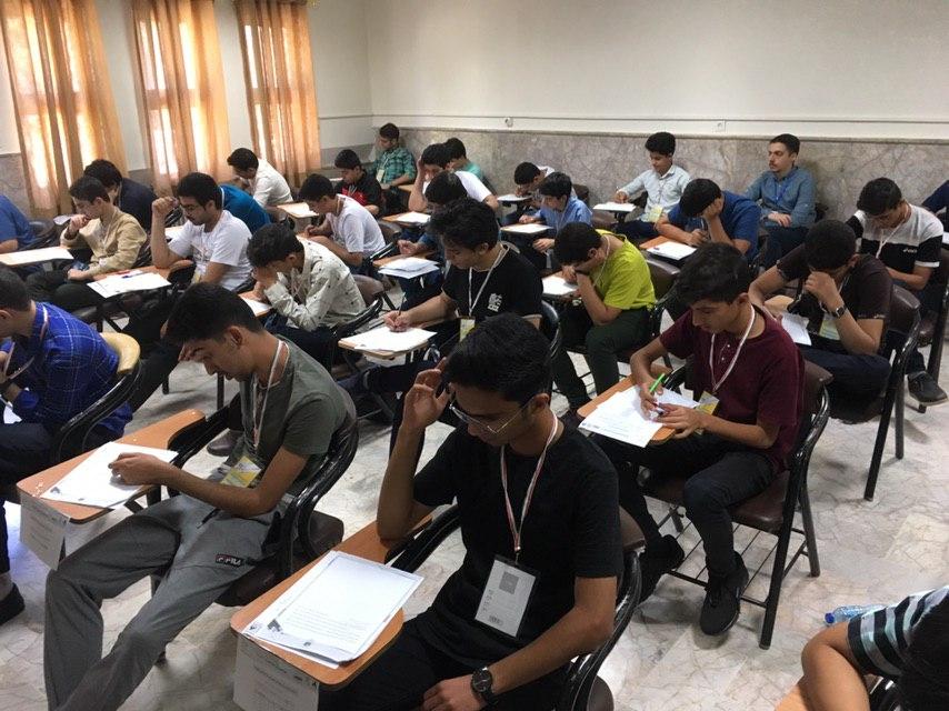 برگزاری لیگ علمی بین المللی پایا در مشهد