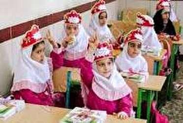 لبخند 65   هزار کلاس اولی به ماه مهر در استان کرمان