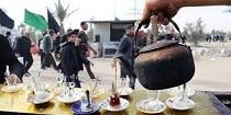 خدمات رسانی موکب های استان مرکزی به زائران اربعین