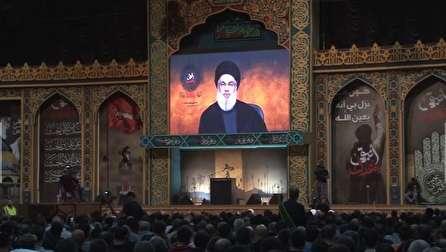 سید حسن نصرالله؛ آمریکا قابل اعتماد نیست