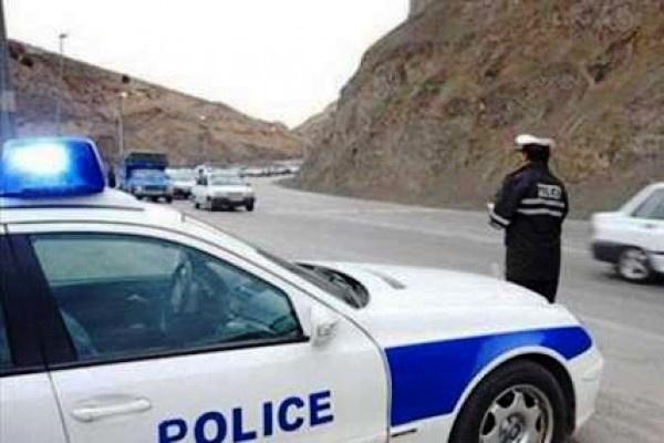 تامین امنیت ترافیکی زائران اربعین حسینی
