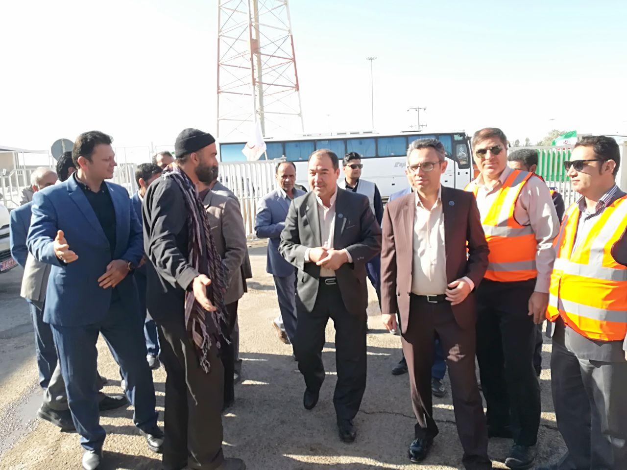 افزایش 22درصدی اتباع خارجی در راهپیمایی عظیم اربعین حسینی