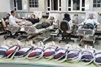 اعلام پایگاههای فعال اهدای خون مشهد همزمان با اربعین حسینی
