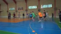 اردوی آماده سازی تیم ملی هندبال نوجوانان در قزوین + فیلم