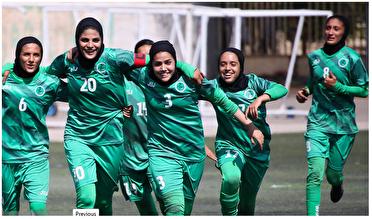 پیروزی نمایندگان استان در لیگ برتر فوتبال بانوان