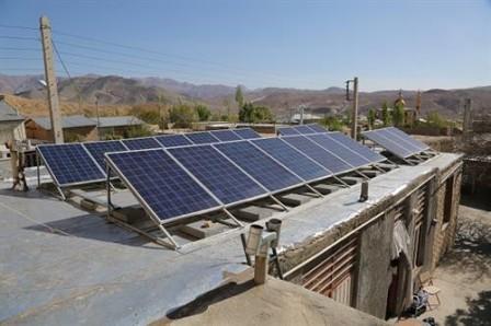 نصب ۳۵۰۰ نیروگاه خورشیدی خانگی