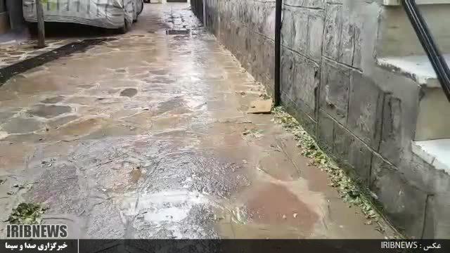 بیشترین بارشها در جنوب بیرجند و آرین شهر
