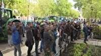 اعتراضات گسترده کشاورزان در فرانسه