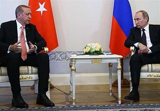 تاثیر روابط روابط ترکیه و روسیه بر تحولات سوریه