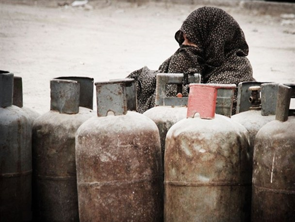 صف سوخت در استان سبز