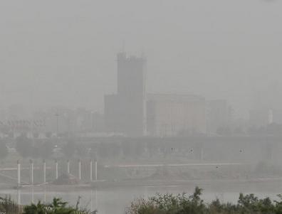 سریال ادامه دار سوزاندن زباله ومزارع و هوای آلوده  در اهواز