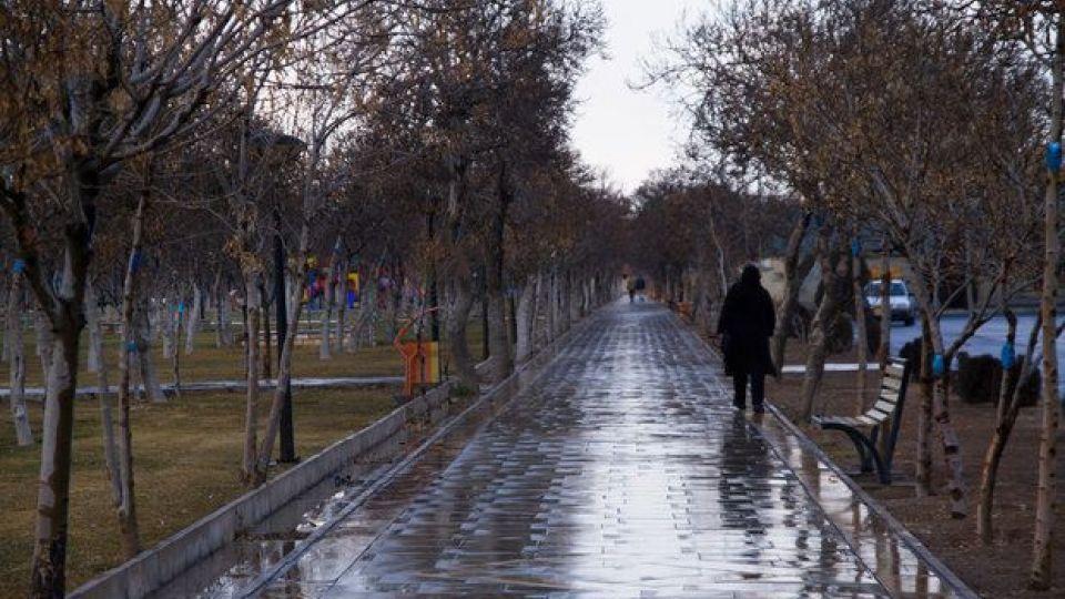 کاهش ۳۶ درصدی بارش نسبت به سال گذشته